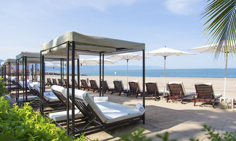 Sheraton PV Beach Club VIP