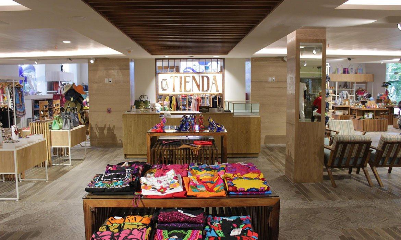 Tiendas en Puerto Vallarta Compras Sheraton Buganvilias