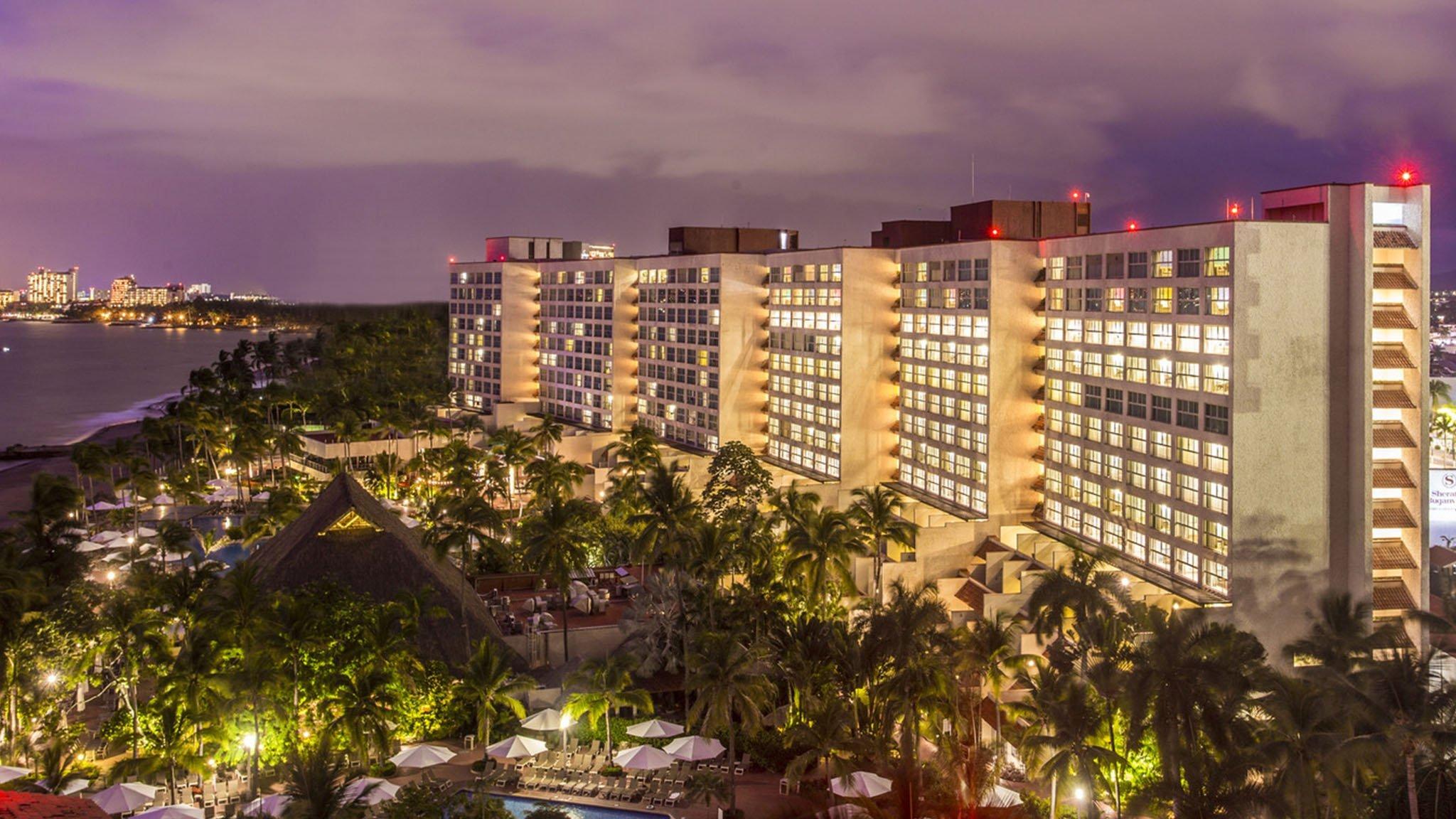 Sheraton Buganvilias Hotel Todo Incluido Puerto Vallarta Exterior
