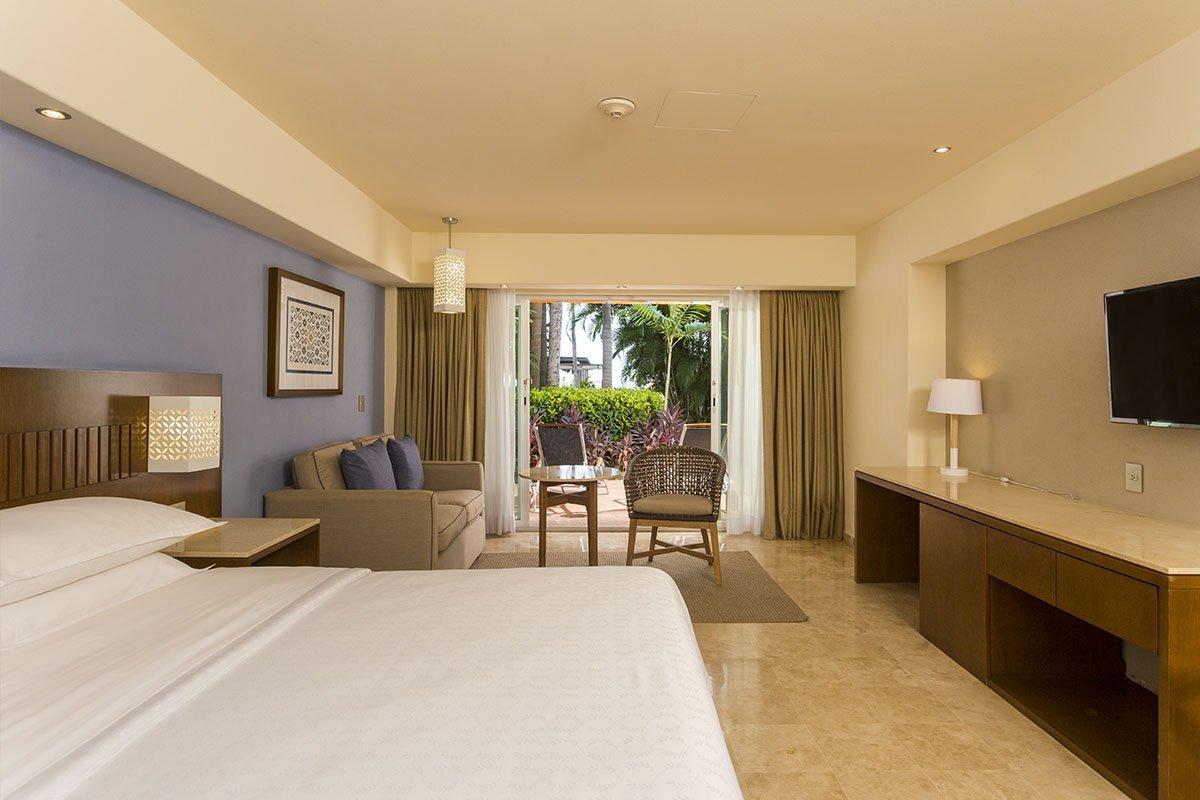 Sheraton Buganvilias Hotel Todo Incluido Puerto Vallarta Habitaciones Suites Vista al Mar