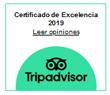 Certificado de Excelencia TripAdvisor Sheraton Buganvilias Puerto Vallarta