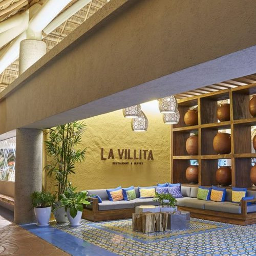 Sheraton Buganvilias Hotel Todo Incluido Puerto Vallarta Restaurante La Villita